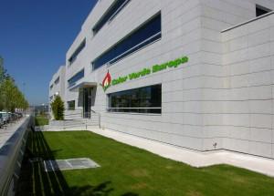 Edificio Calor Verde Europa
